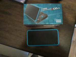 4 month old nintendo 2ds XL