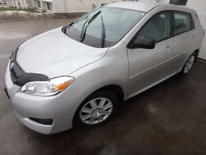 2012 Toyota Matrix 5dr Wgn Auto L FWD_POWER WINDOW_MINT SHAPE***