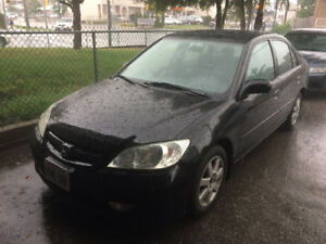 2004 Honda Civic si sedan (certified & etested)