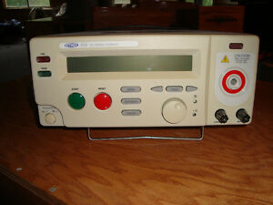 ViTREK V50 Electrical Safety Analyzer Strathcona County Edmonton Area image 1