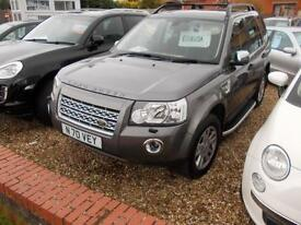 Land Rover Freelander 2 2.2Td4 auto 2008 SE 4X4 only 2 owners from new