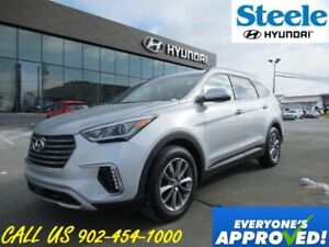 2019 Hyundai Santa Fe Preferred AWD 7PASS Htd Wheel Bakcup Camer