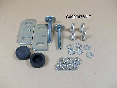 1953 1958 Pontiac All Conv  Coupe Door Window Lift Limit Kit C4099476KIT