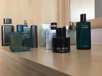 100ml men's fragrance for sale, unused, unwanted gifts