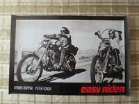 "Easy Rider 36"" X 24"" Poster With Dennis Hopper & Peter Fonda"