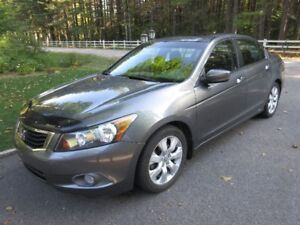 2009 Honda Accord EXL Berline