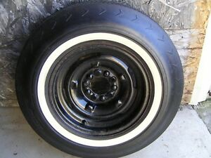 Vintage NEW  tire  8 . 45 - 15 HOLIDAY brand London Ontario image 1