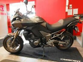 2013 Kawasaki KLZ 1000-acf Versys with only 8500 miles