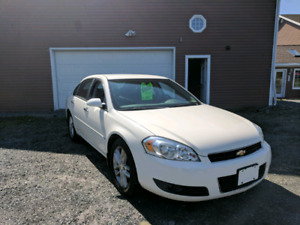 2008 Chevrolet Impala sedan . NEW MVI