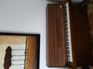 Yamaha appartment sized piano
