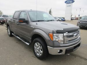 2013 Ford F-150 XLT 4x4 SuperCrew 157 in