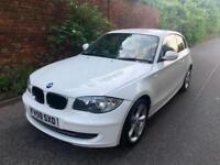 BMW 116 SE WHITE 1 SERIES