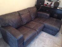 Sofa almost new