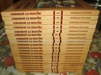 Encyclopédie 20 volumes invention scienceetc.. (Collectionneurs