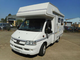 Elddis Xpedition 200, 2003 (03), great 4-berth starter home in Gloucester