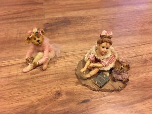 Ballerina Figurines