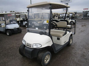 "2010 EZ-GO RXV ""GAS"" CUSTOM GOLF CART *FINANCING AVAIL. O.A.C."