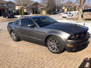 2011 Ford Mustang Gt trackpack