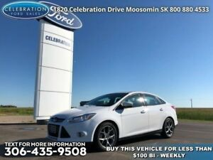 2014 Ford Focus SE Sedan  REDUCED TO $14395!!!