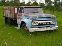 ***OVER THE HILL CLASSIC TRUCKS***  403-343-6377