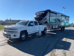 Fifth wheel Avalanche FW 2017 300RE