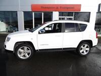 2011 Jeep Compass 2.0 Limited Station Wagon 5dr