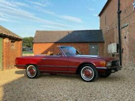 image for 1973 Mercedes-Benz 350 SL. Stunning Car. Beautifully Restored. Huge Expenditure.