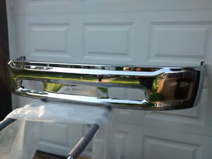 NEW 2013-2016 DODGE RAM 1500 CHROME FRONT BUMPERS London Ontario image 3