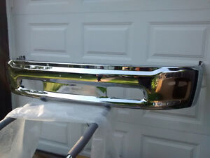 NEW 2013-2016 DODGE RAM 1500 CHROME FRONT BUMPERS London Ontario image 1