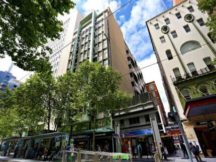 174pw all bills incl.Furnished@city centre at collins/swanston st Melbourne CBD Melbourne City Preview