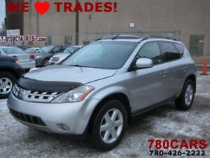 2004 Nissan Murano AWD - LEATHER - SUNROOF - ONLY 175 KMS