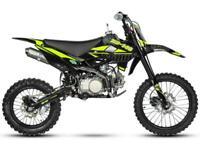 STOMP Z3 140 BIG WHEEL 2021 PIT BIKE BRAND NEW MOTOCROSS BIKE