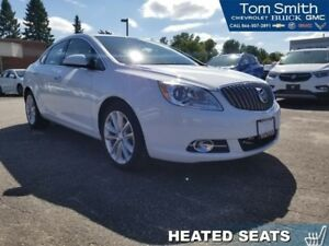 2016 Buick Verano Leather Group  - Leather Seats - $129.81 B/W