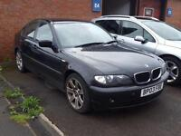 BMW 320 2.0TD auto d SE PX Swap Anything considered
