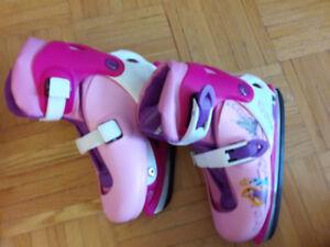 Disney Princess Adjustable Ice Skates for sale