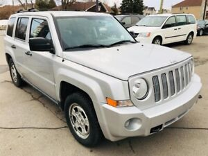 Jeep Patriot 4WD-Sport-Trail Rated-Air-Mags 2007