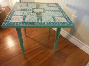 Unique One Of A Kind Cofee/End Table/Balcony