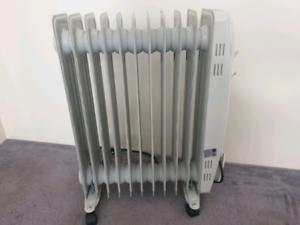Oil heater 2400w