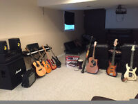 20+ GRAND Worth of Music and Recording Gear For Sale - Going Ch