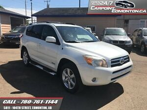 2006 Toyota RAV4 LIMITED AWD SERVICE RECORDS SINCE DAY ONE!!  RU
