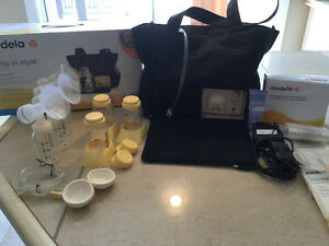 Tire-lait Medela Pump in Style Advanced Breast Pump On the Go