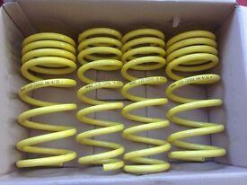 Apex 40mm lowering springs - Corsa C 00-06