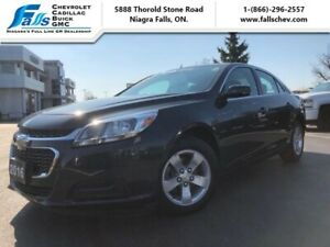 2016 Chevrolet Malibu Limited LS  BLUETOOTH,LOW KMS,ONE OWNER,LO