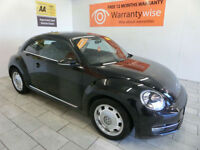 2012 Volkswagen Beetle 1.4 TSI ( 160ps ) Design ***BUY FOR ONLY £40 PER WEEK***