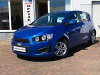 2012 12 Chevrolet Aveo 1.3VCDI 95ps Eco LT~EXCELLENT FUEL ECONOMY! £0 ROAD TAX!
