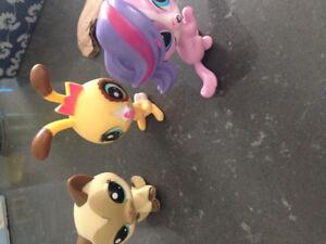 Littlest pet shop toy
