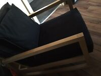 IKEA two position rocking chair