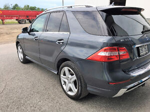 2014 Mercedes-Benz M-Class ML 350 BlueTEC VUS