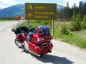 Mint 2008 Honda Goldwing 1800 ABS, VERY LOW KMS