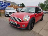2011 MINI Clubman 1.6 One Avenue 4dr